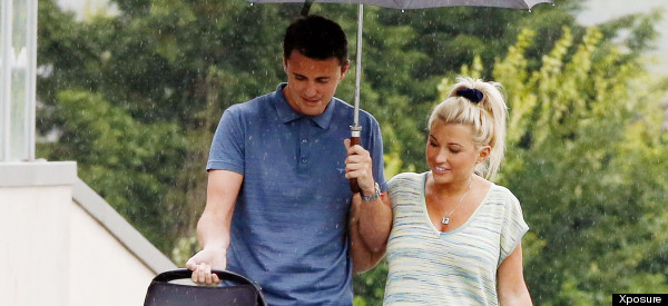 PIC: Billie Heads Home With Her New Baby