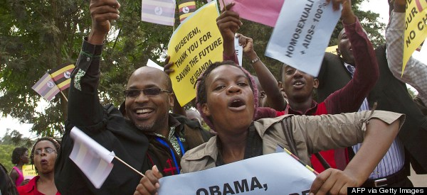 American Quakers Create 'Underground Railroad' For Ugandans Fleeing Anti-Gay Laws