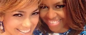 Jennifer Lopez Michelle Obama