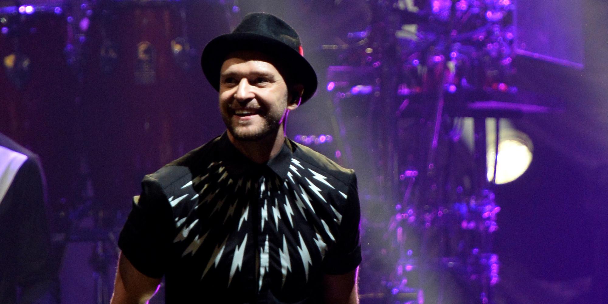 Justin Timberlake Gives Boy With Rare Skin Condition ... Justin Timberlake Concert