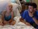 Nurse And His 7-Year-Old Cancer Patient Put On A Spontaneous, Wonderful 'Frozen' Performance
