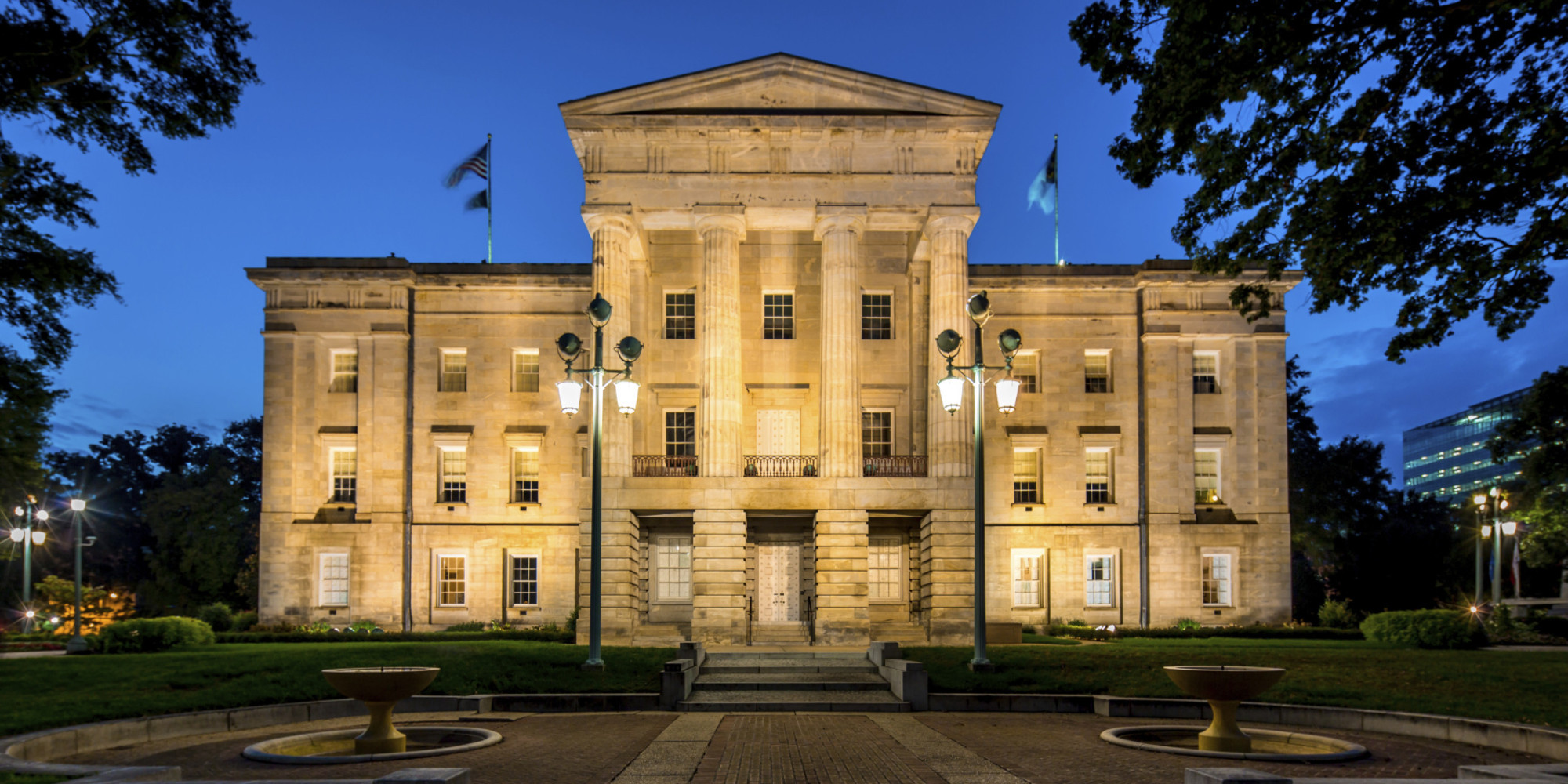 Justice Department Asks Judge To Block North Carolina's ...