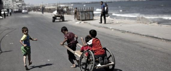 GAZA SHATI CAMP