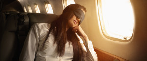 Airplane Woman