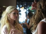 Jessica Simpson On How She Styled Her -- Wait For It -- 14 Bridesmaids