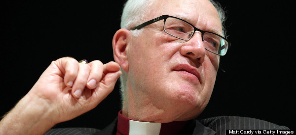 Ex- Archbishop's Dramatic Change Of Heart On Assisted Dying