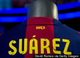 Let's Face It - Barcelona's Suarez Is a Liability for Club And Country