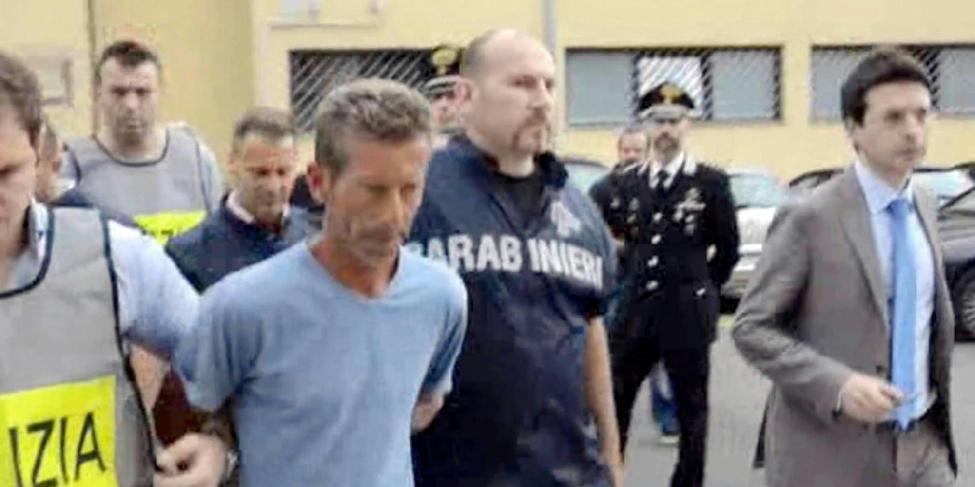 Massimo giuseppe bossetti yara uccisa per una vendetta - Papa bagno chimico ...