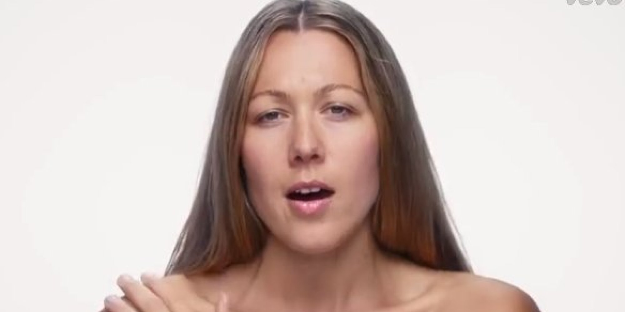 colbie caillat rallies against photoshop in  u0026 39 try u0026 39  music video