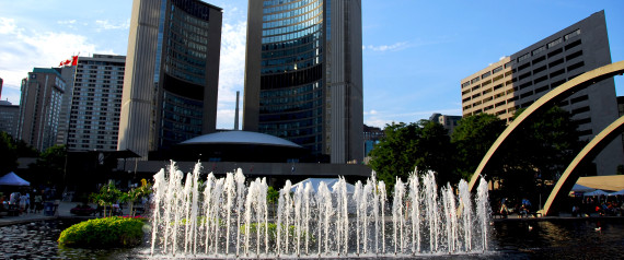NATHAN PHILIPS SQUARE