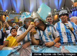 Surprise - You're Going to the World Cup Final!