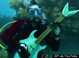 Undersea 'Concert' Makes Musical Waves