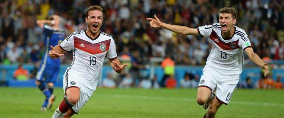 GOAL BRAZIL GERMAN ARGENTINA