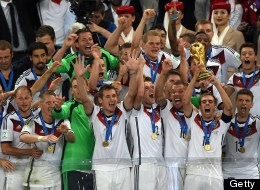 World Cup 2014 Final: Germany 1-0 Argentina As It Happened