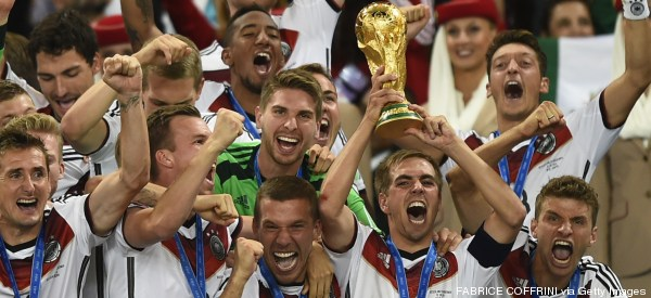 4 Quick Thoughts on the 2014 World Cup