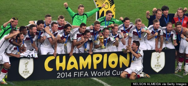 'Don't Cry for Us, Argentina' as Powerhouse Germany Is First European Team to Win World Cup in the Americas