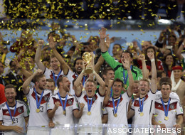 Alemania conquistó América