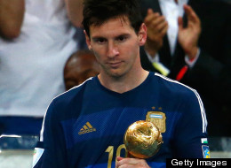 Why Lionel Messi Deserved to Win the World Cup's Golden Ball