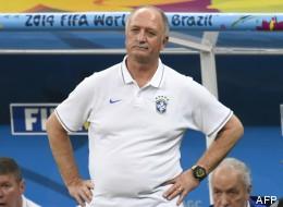 Mondial 2014 : le départ du sélectionneur brésilien est confirmé
