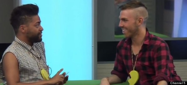Mark And Christopher In First Ever 'BB' Gay Romance?