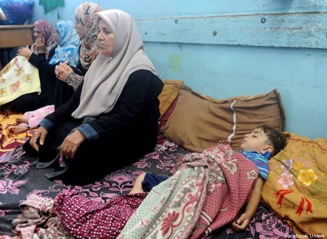réfugiés palestiniens