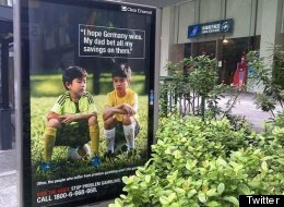 Coupe du monde: une pub contre le jeu compulsif rate sa cible après la victoire de l'Allemagne (VIDÉO)