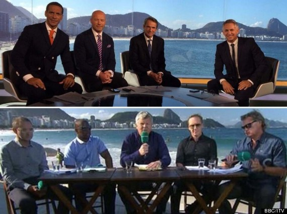 bbc itv world cup