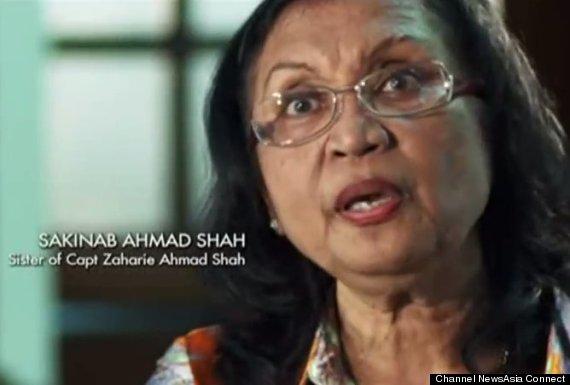sakinab ahmad shah