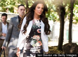 Tulisa's Drugs Trial Begins As Co-Defendant Pleads Guilty