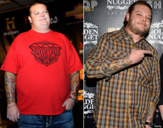 corey harrison weight loss