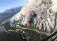 Spreading Creek Wildfire Rips Through Banff National Park (PHOTOS, VIDEO)
