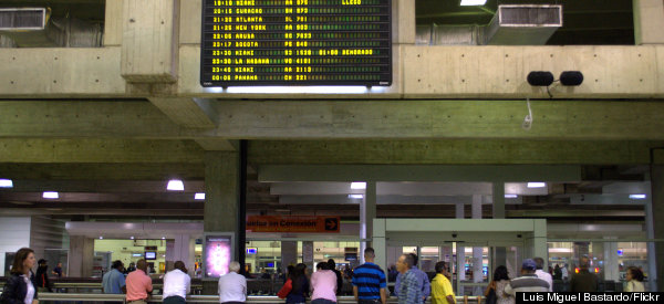 Venezuela's Largest Airport Imposes 'Breathing Tax'