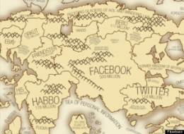 Social Networking Map