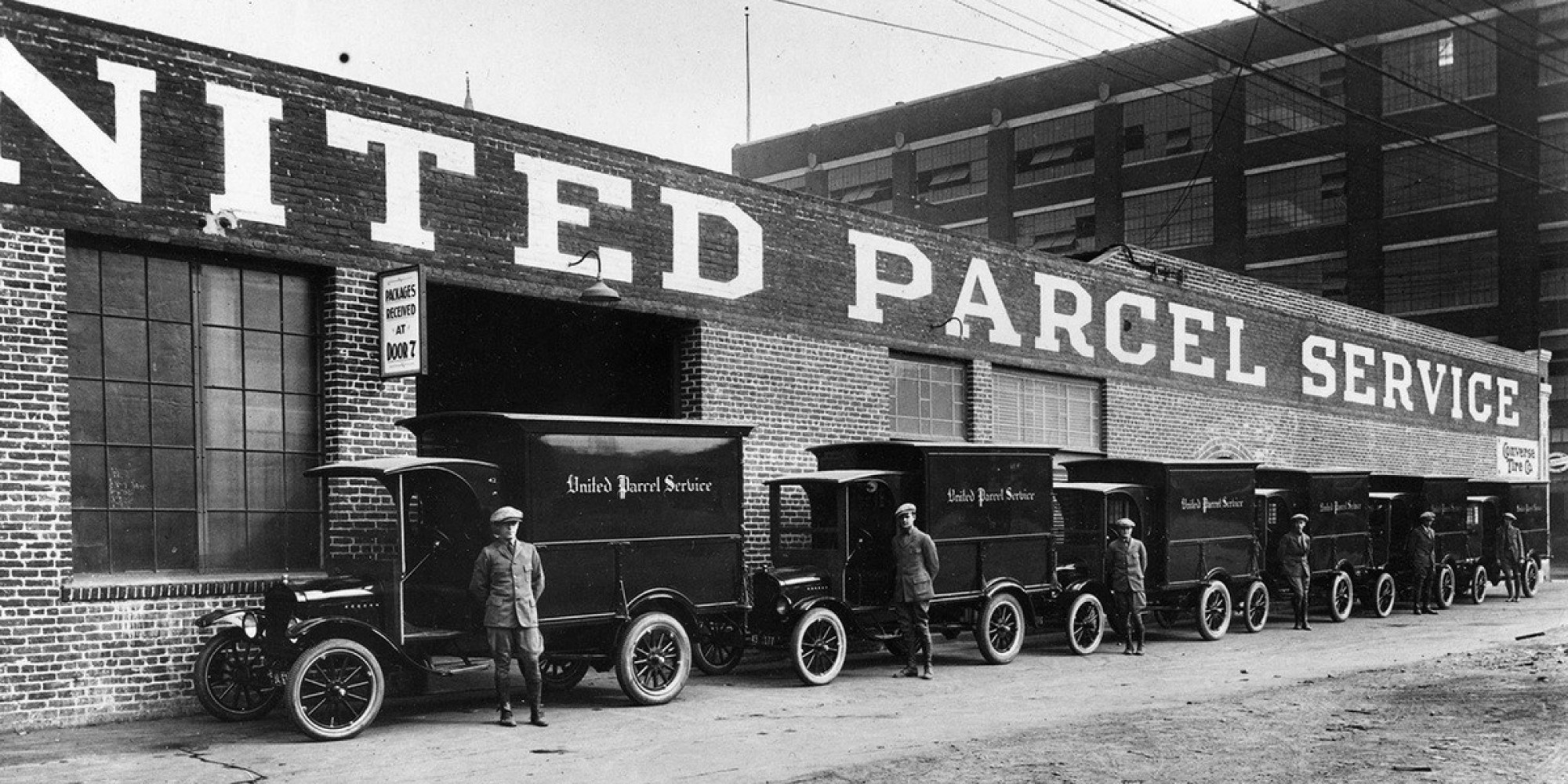 the history of united parcel service United parcel service (ups) is an american multinational package delivery company and a provider of supply chain management solutions the global logistics.