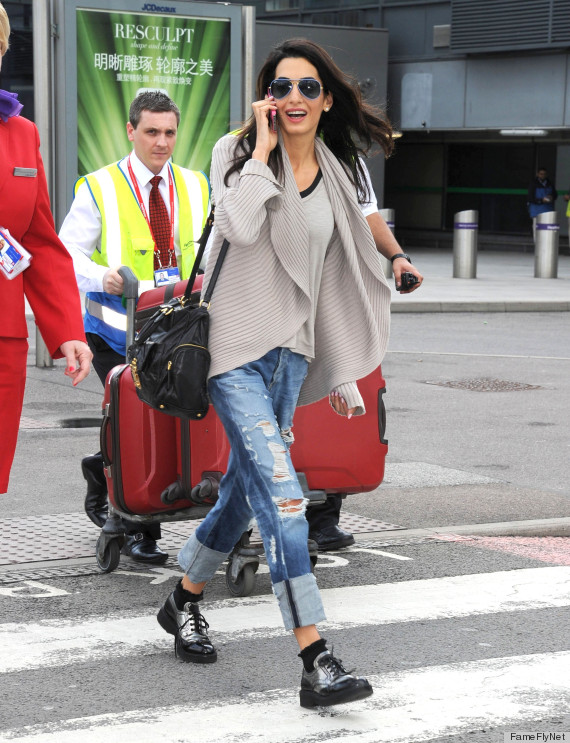 This Is Why Amal Alamuddin Is A Style Star | HuffPost Life