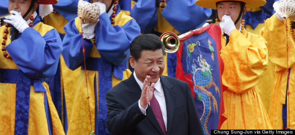 China's Ties With South Korea: A Snake Wrapped Around a Rabbit?