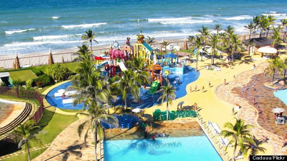 beach park aquiraz