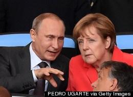 Putin y Merkel: ¿Qué planeaban?
