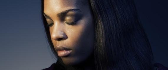 SAD BLACK WOMAN