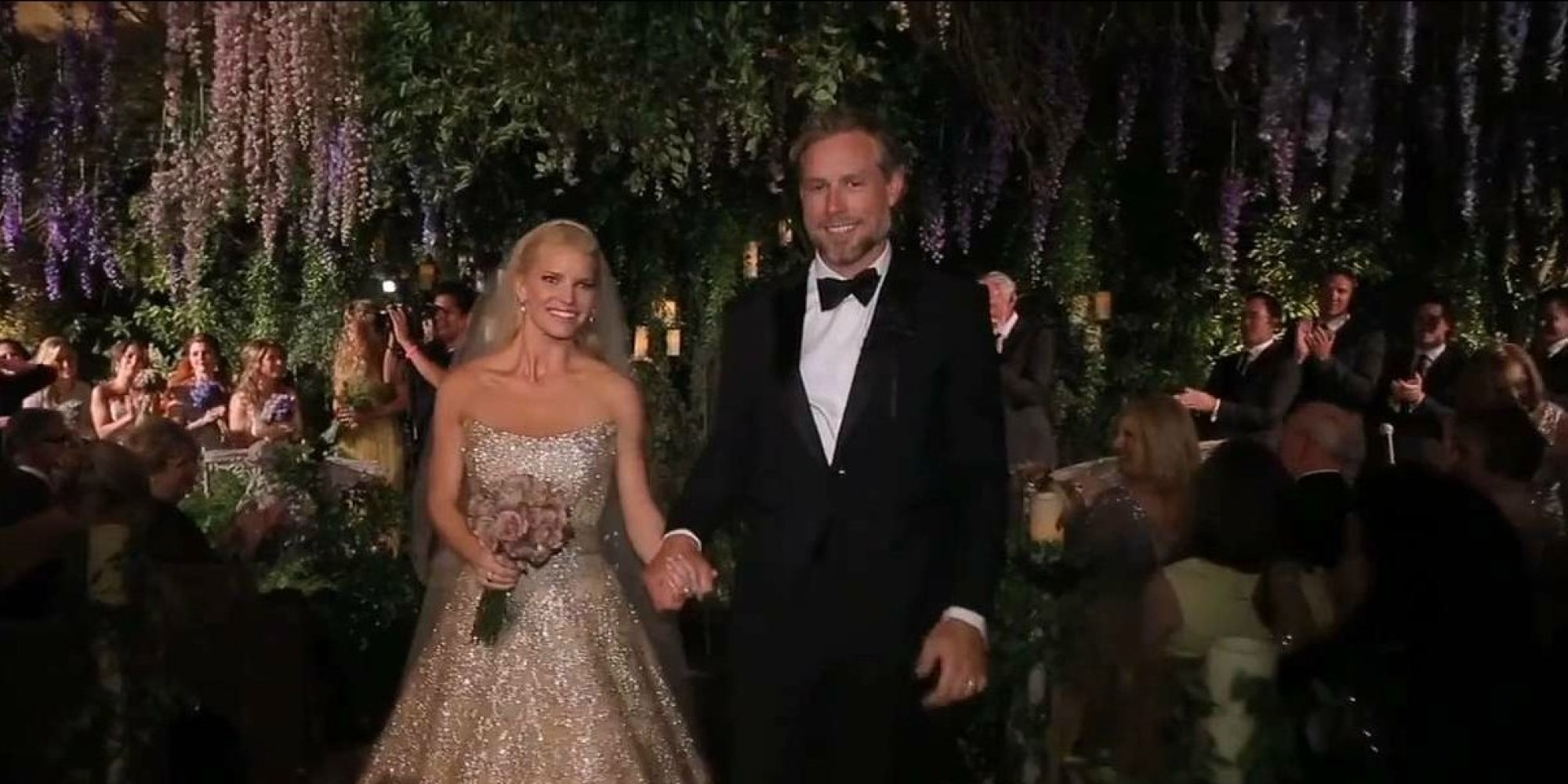 Jessica Simpsons Wedding Video Has Arrived And Its As Amazing As You Expected It To Be