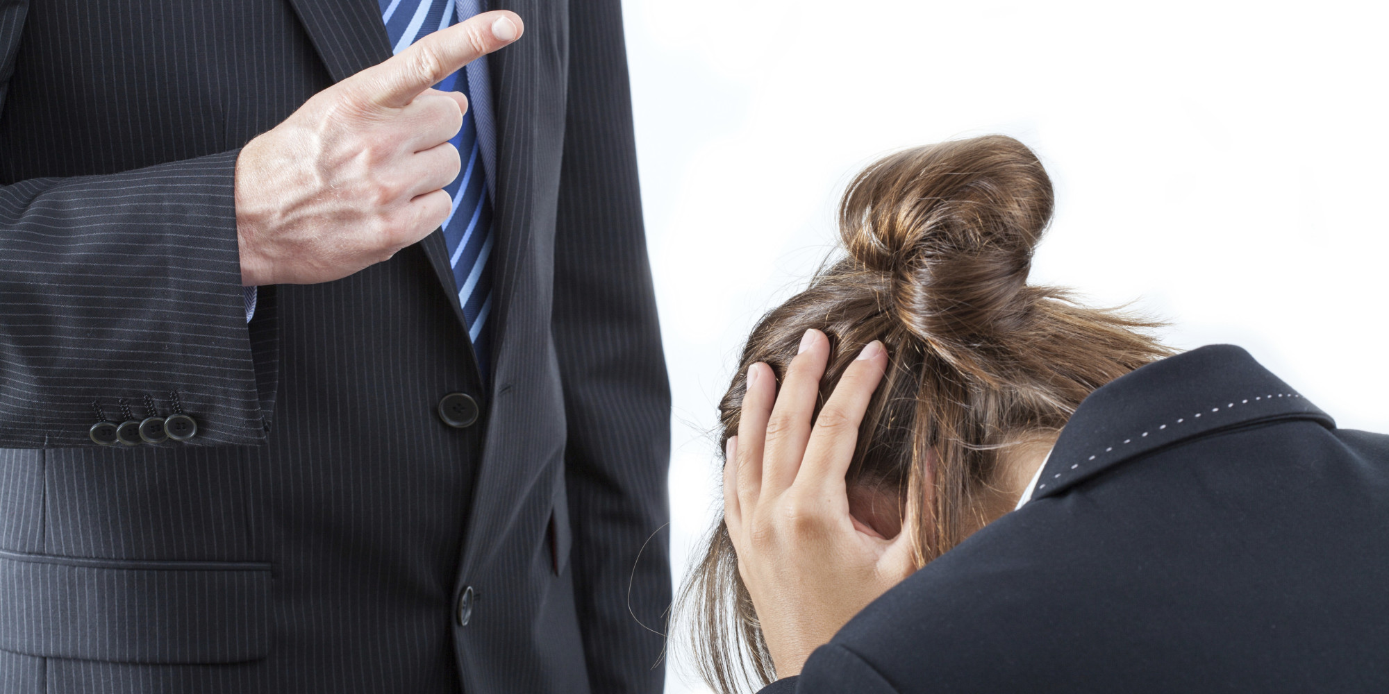 how to handle a bully boss the huffington post