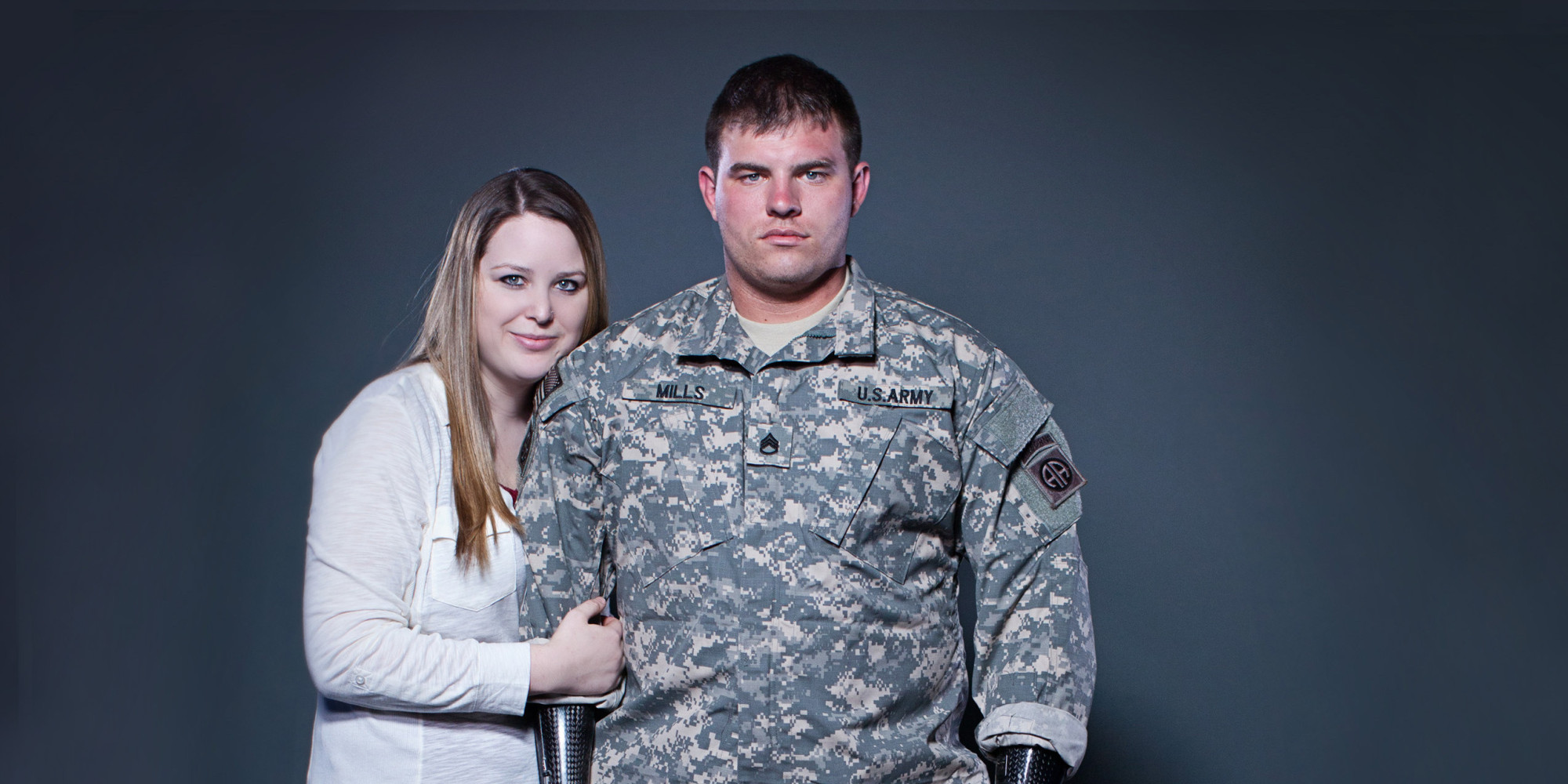 Quadruple Amputee Vet Doesn T Have A Sob Story But It S