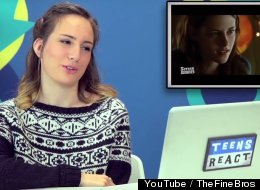 Teens React To 'Honest Trailers' With Some Honesty Of Their Own