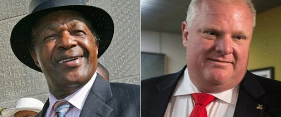 MARION BARRY ROB FORD