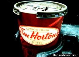 20 secrets du menu de chez Tim Hortons