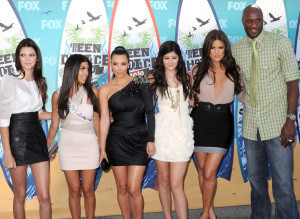 Kardashian Family Teen Choice