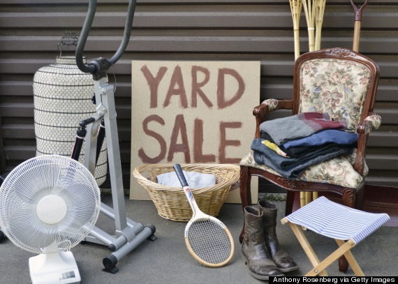 8 overlooked places to find affordable furniture from for Furniture yard sale