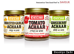 The Brooklyn Shop That's Nailing The Next Must-Try Indian Condiment