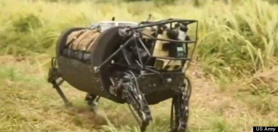 ls3 robotic mule