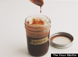 Salted Nutella Syrup Will Instantly Upgrade Your Life